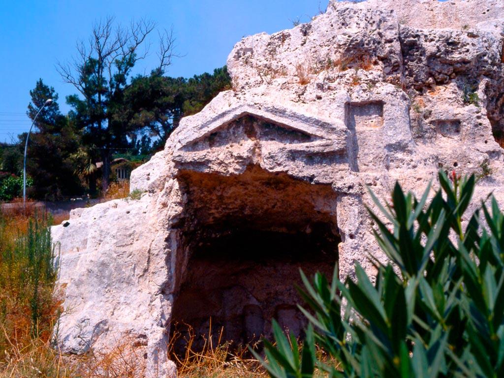 Siracusa tomba di Archimede