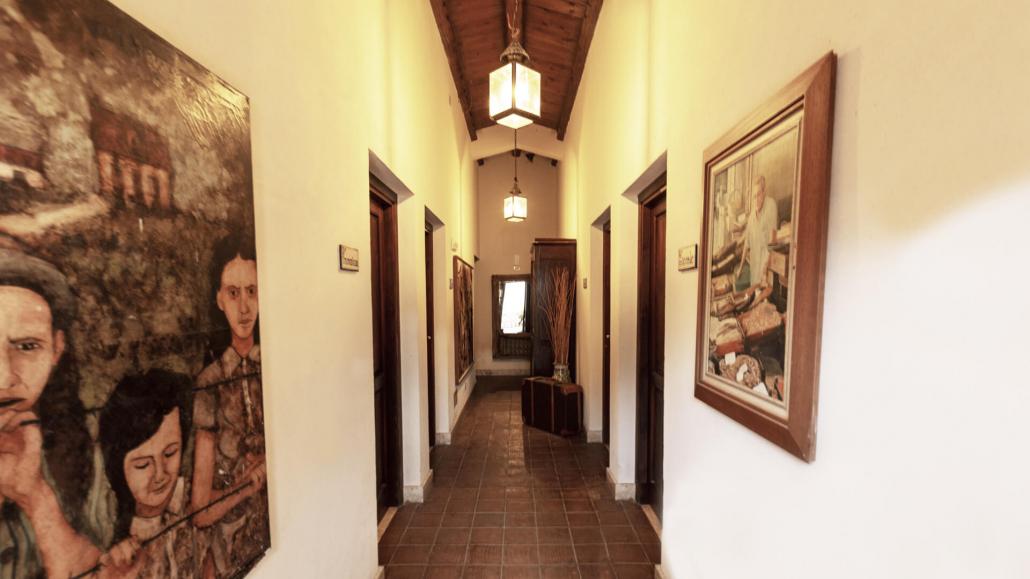 Corridoio camere Standard