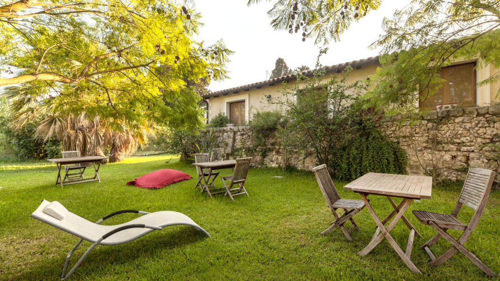 Camere Standard giardino